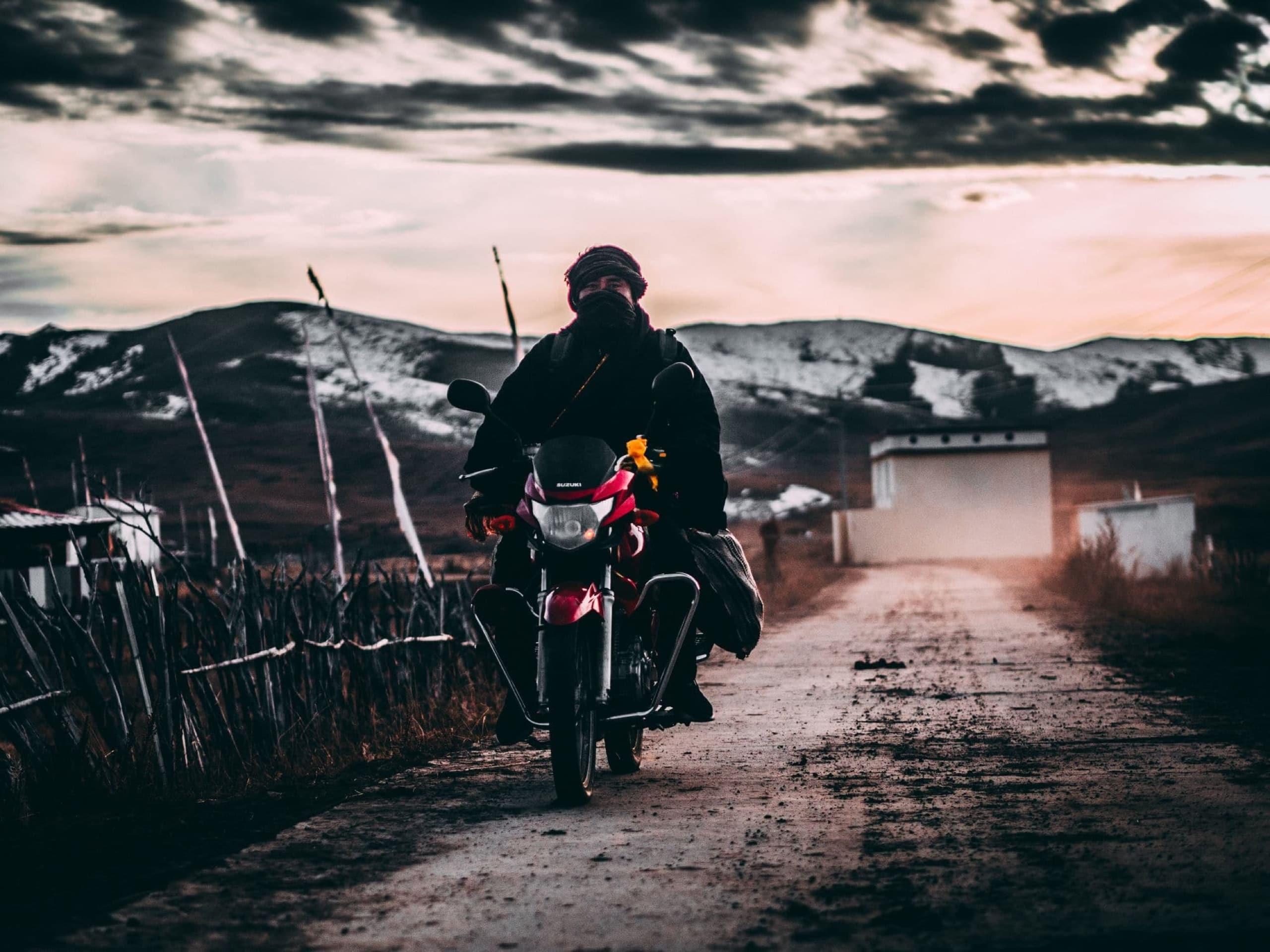 Tibetan winter